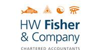 HW Fisher & Co Logo