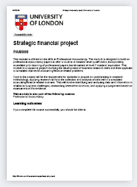 Strategic Final Project Thumbnail