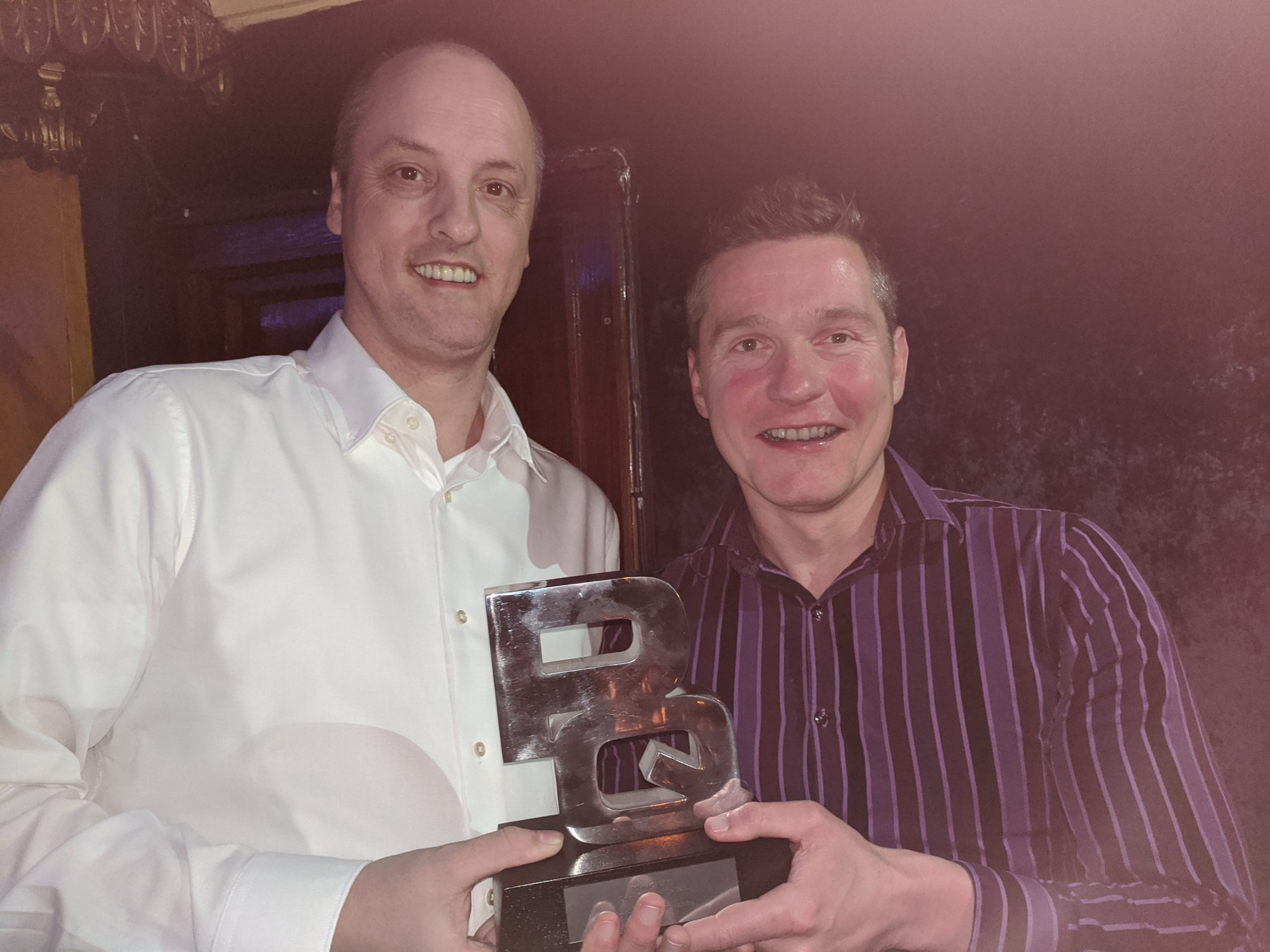 Find out more about the awards we won
