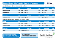 CI Qualifying Programme 2020