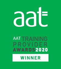 AAT Training Provider Awards Winner 2020