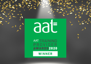 AAT Training Provider of the Year 2020 Image