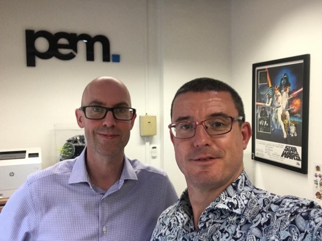 Gareth and Warren Tilbury is Managing Partner with PEM