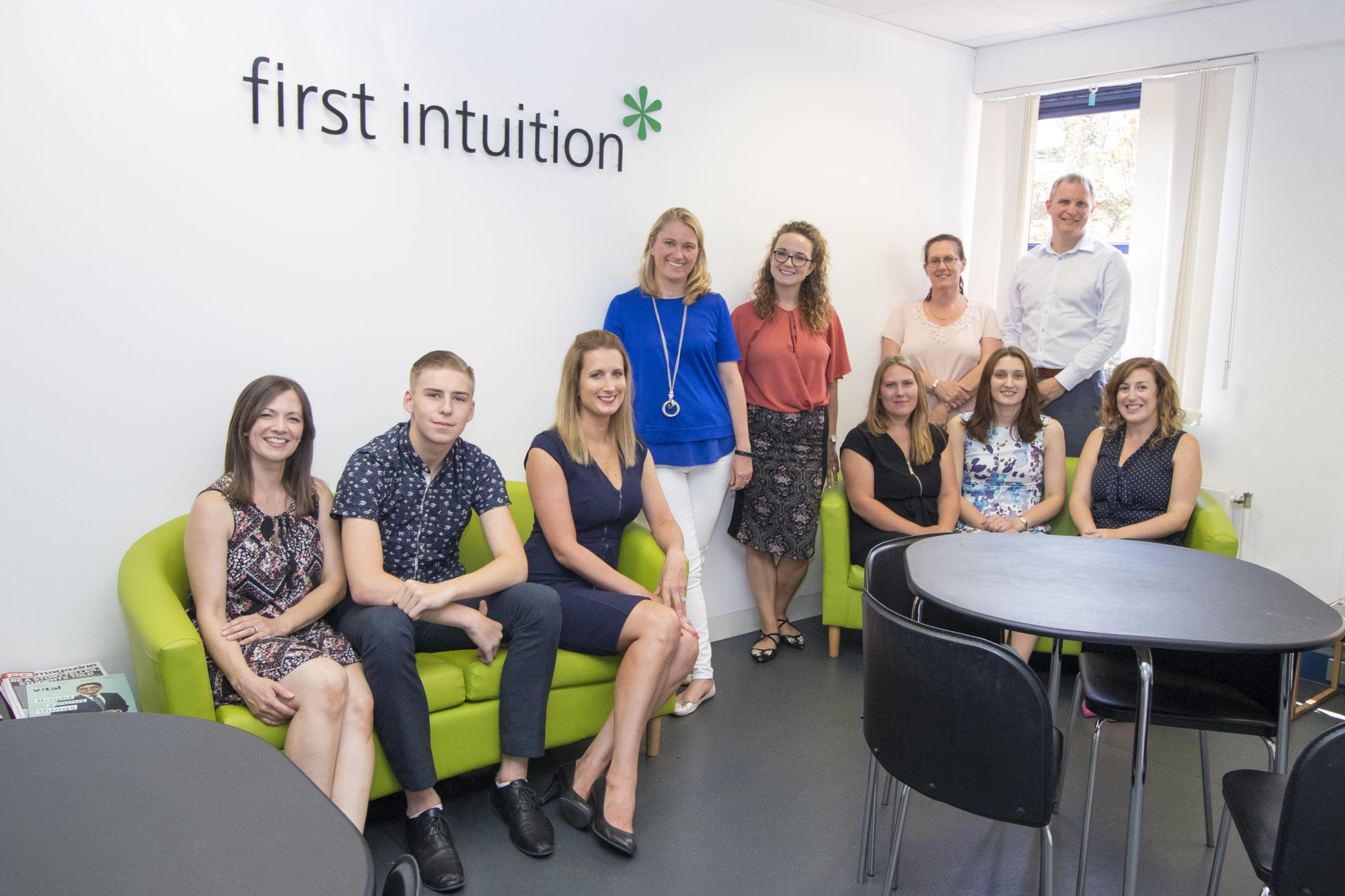 The Team at First Intuition Chelmsford