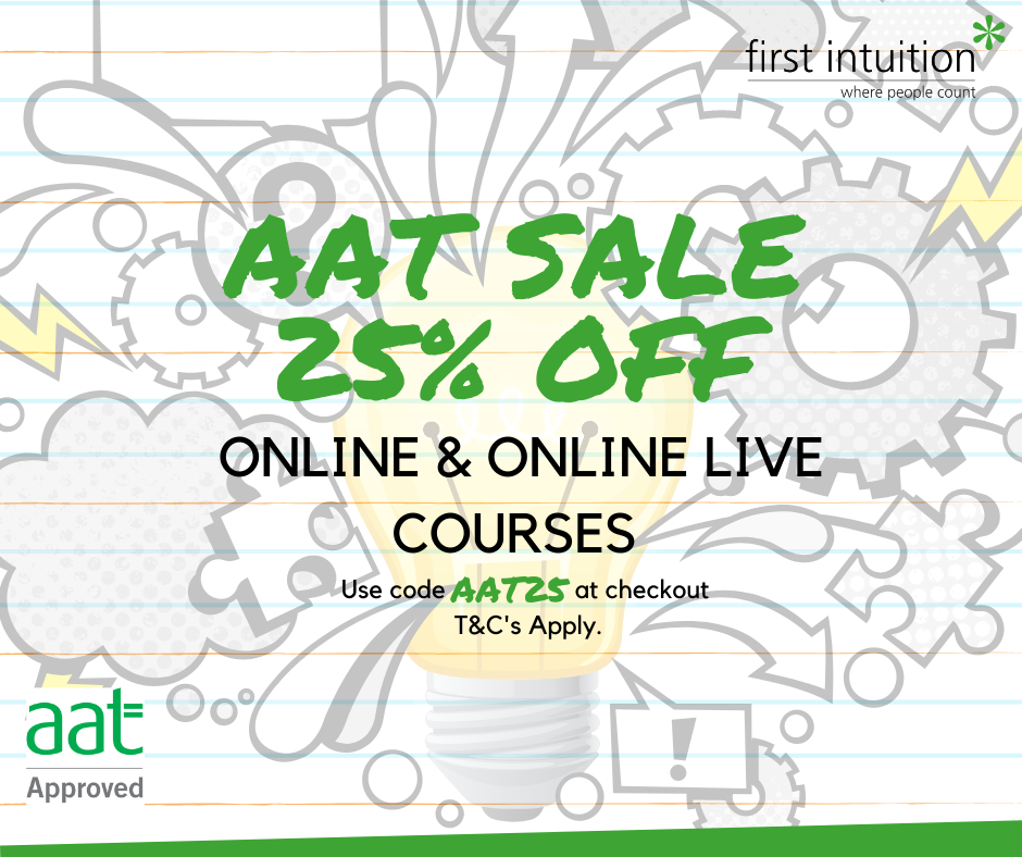 AAT Distance Learning Sale
