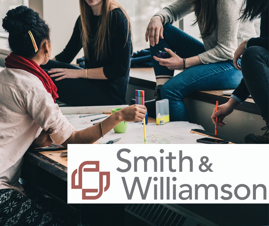 Smith and Williamson Logo Students Discussion